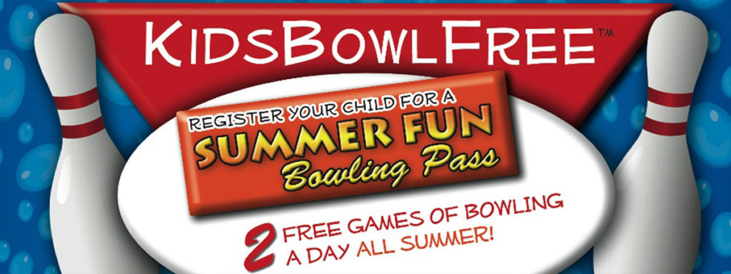 kids bowl free