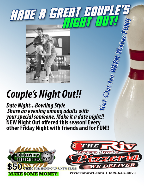 couples night out